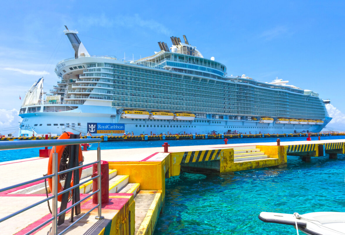 Royal Caribbean Could Move Home Port To Mexico Amid Restart Delays In US