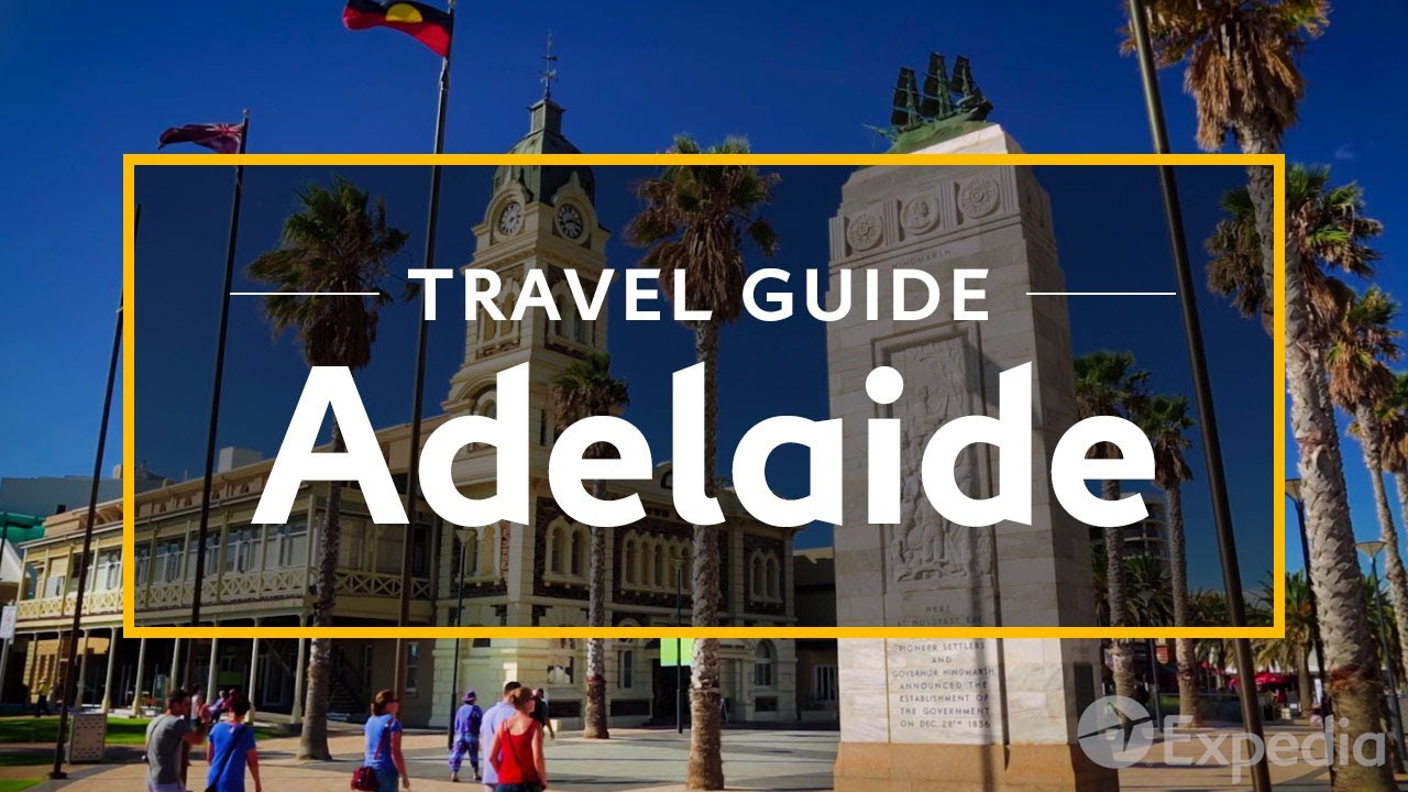Adelaide Vacation Travel Guide   Expedia