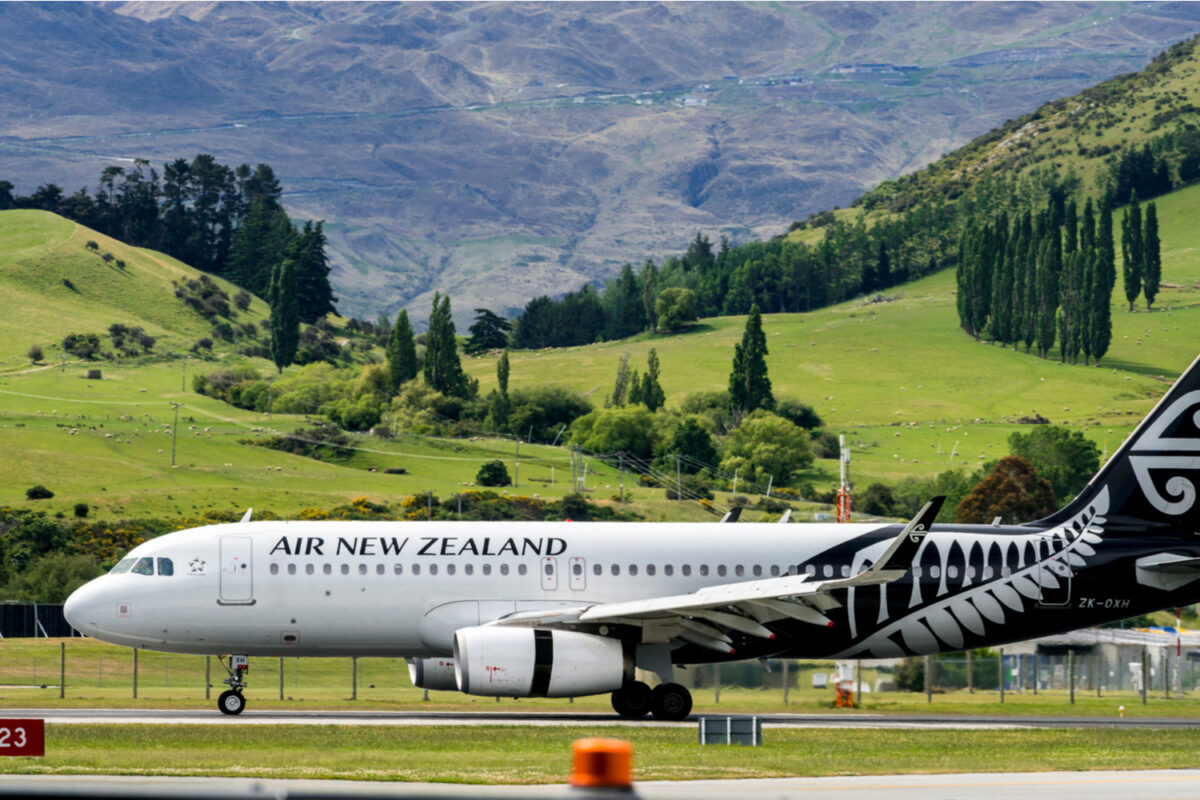 Air New Zealand unveils latest sustainability report