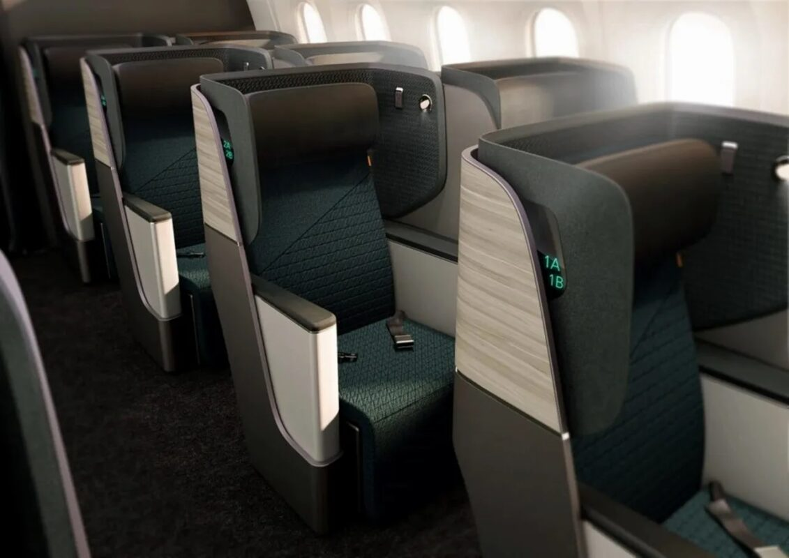Emirates A380 with premium economy to be delivered this year