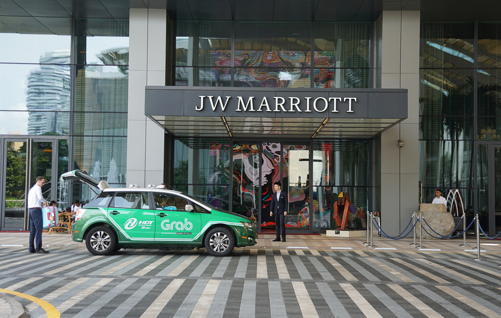 Grab, Marriott join forces to bring premium hospitality experience