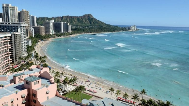 Hawaii is the most rule-abiding state in America