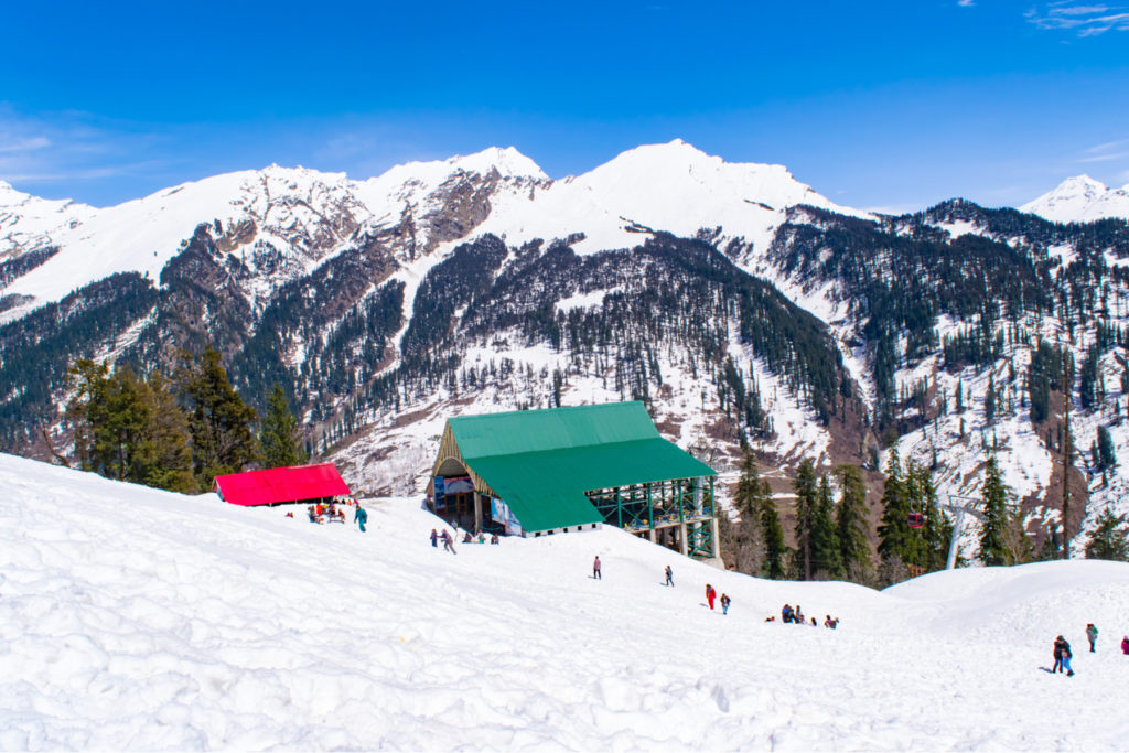 Himachal opens borders. No e-pass or COVID test required to travel to the hill state from now on