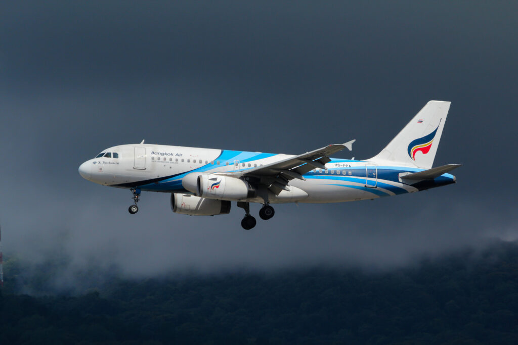Hot meals are back! Bangkok Airways resumes in-flight food services