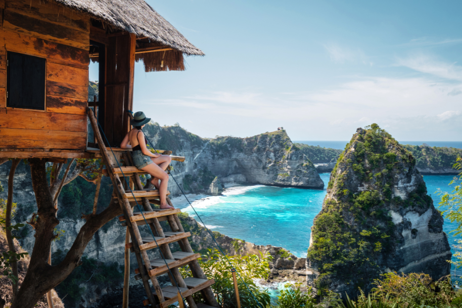 Indonesian Government Preparing Bali For International Tourists