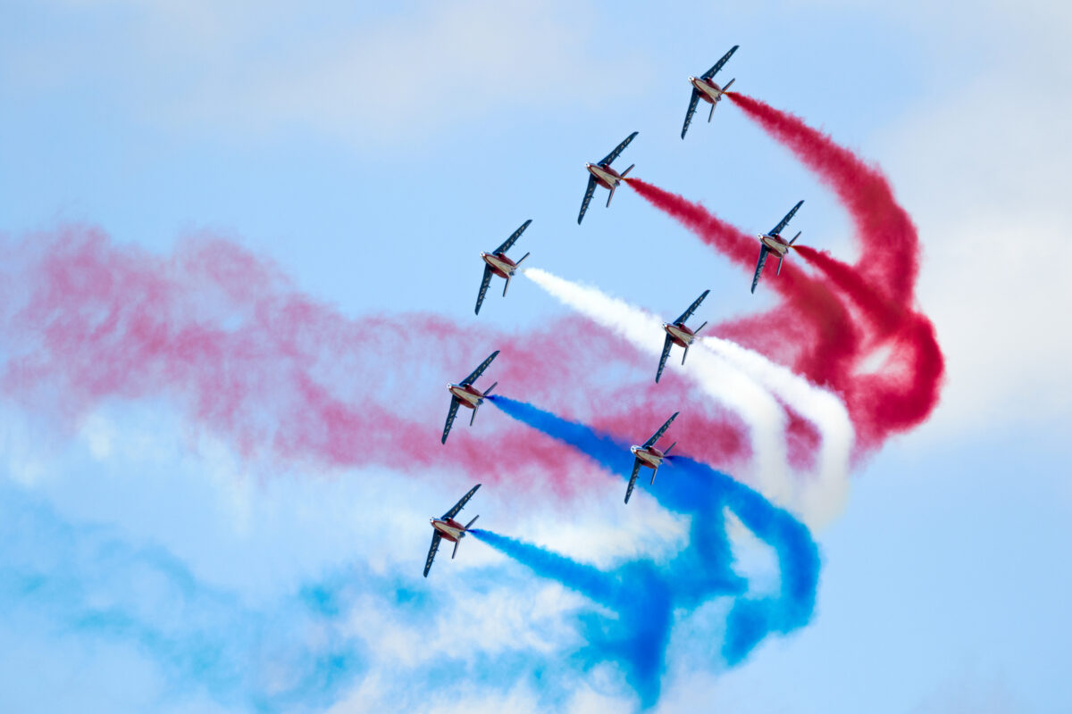 Paris Airshow for next year has been cancelled for first time