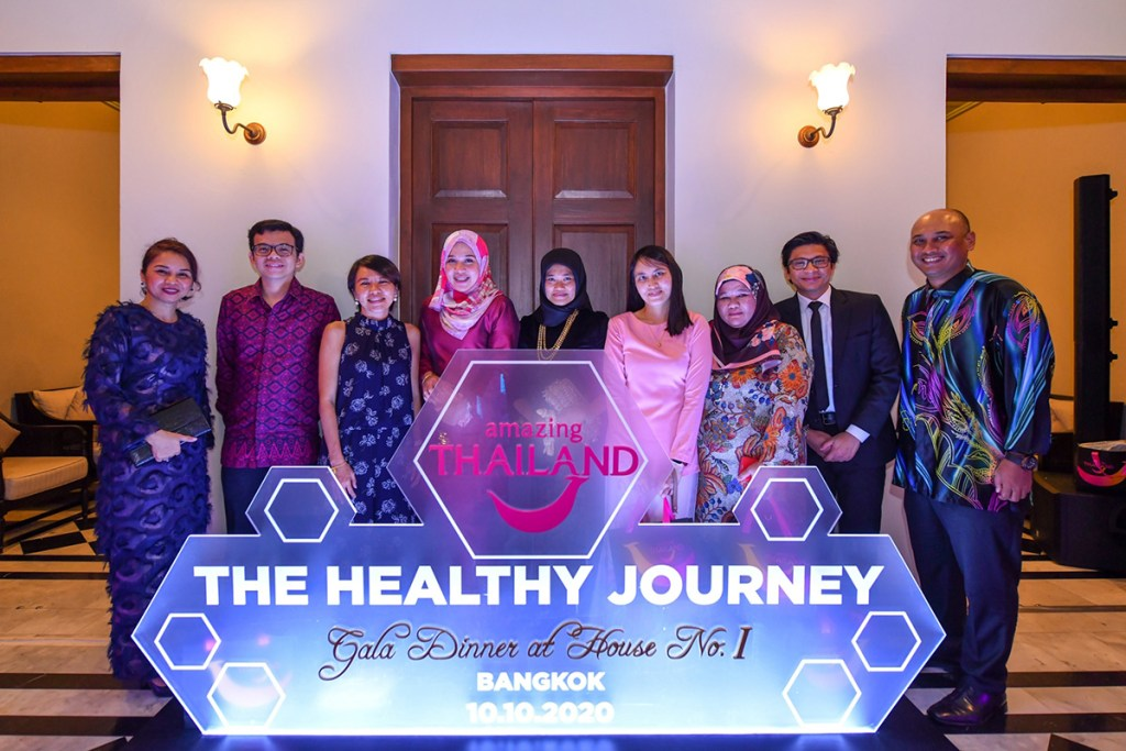 Towards wellness: TAT launches 'Amazing Thailand, The Healthy Journey'