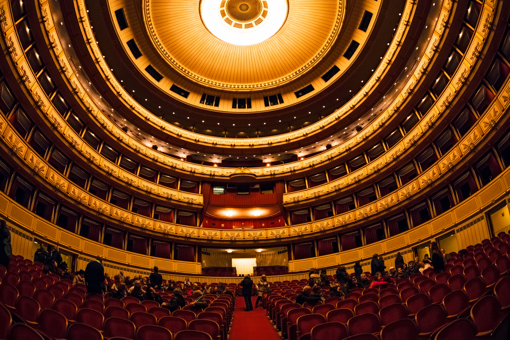 Vienna State Opera House reopens at last