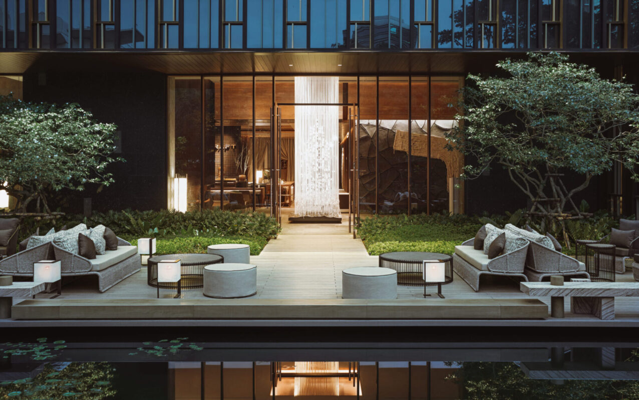 When age-old traditions take on a modern edge: Kimpton debuts in South East Asia with Bangkok property
