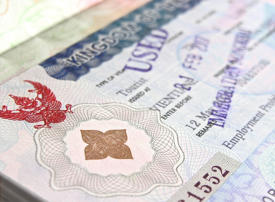 Thailand charge THB5,000 for the six-month visa