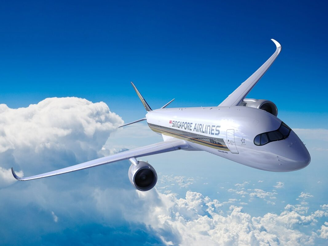 Singapore Airlines Receives Highest Rating for Health and Safety