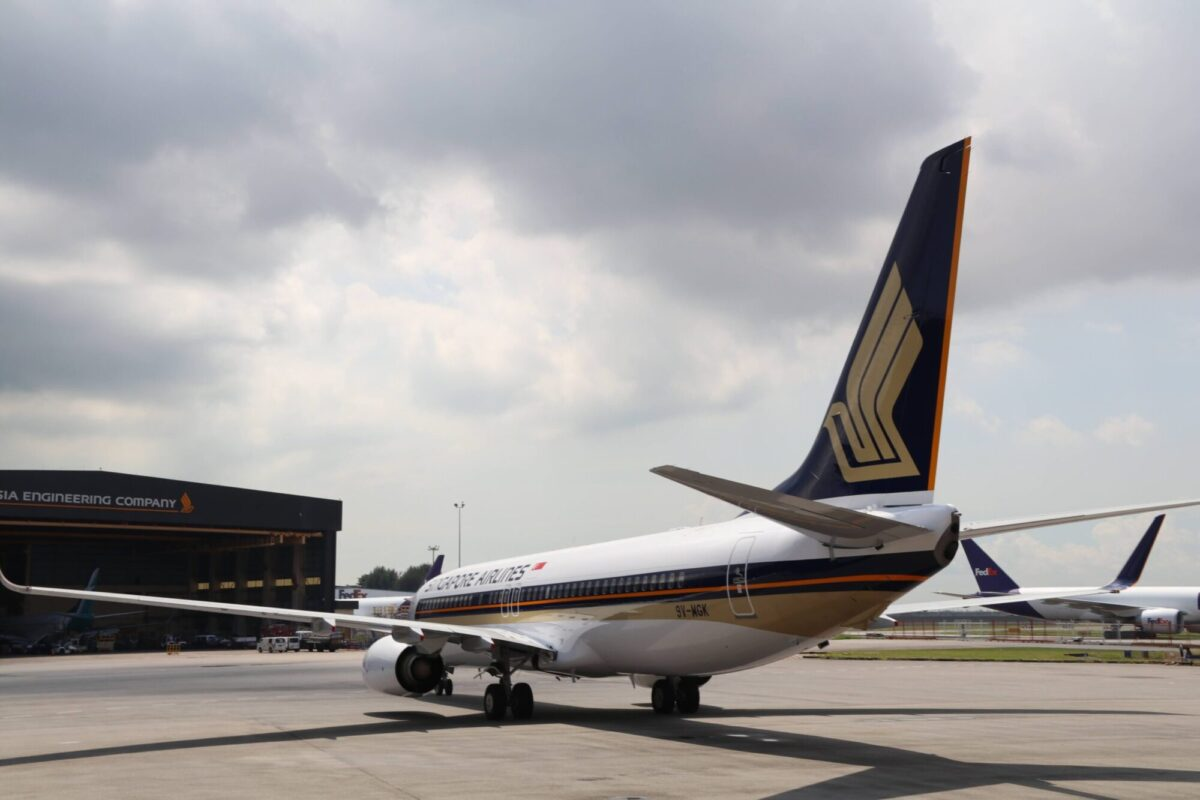 Singapore Airlines to begin Boeing 737-800 operations from March with Phuket route