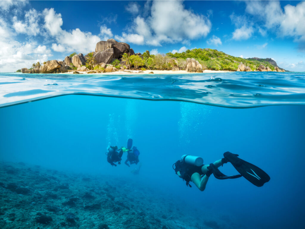 Travellers lend support to protect Seychelles' environment