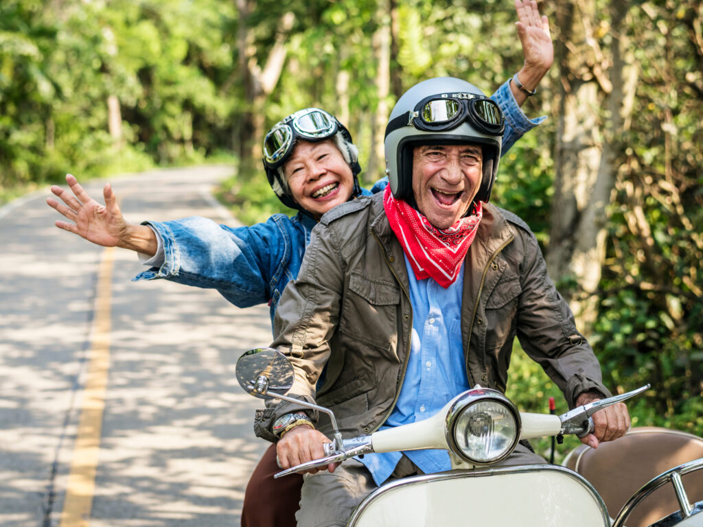 'Tis the time to travel! Senior travellers bounce back with vaccine roll out