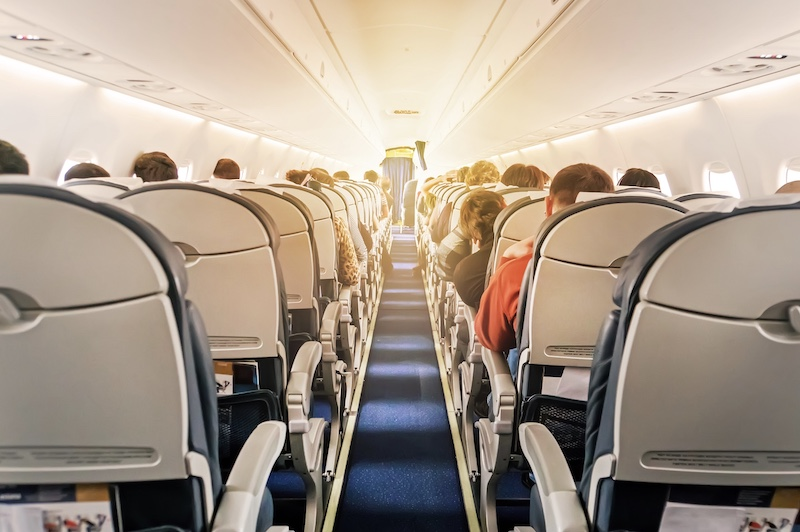 Delta Extends 'No Middle Seat' Policy Through End of April