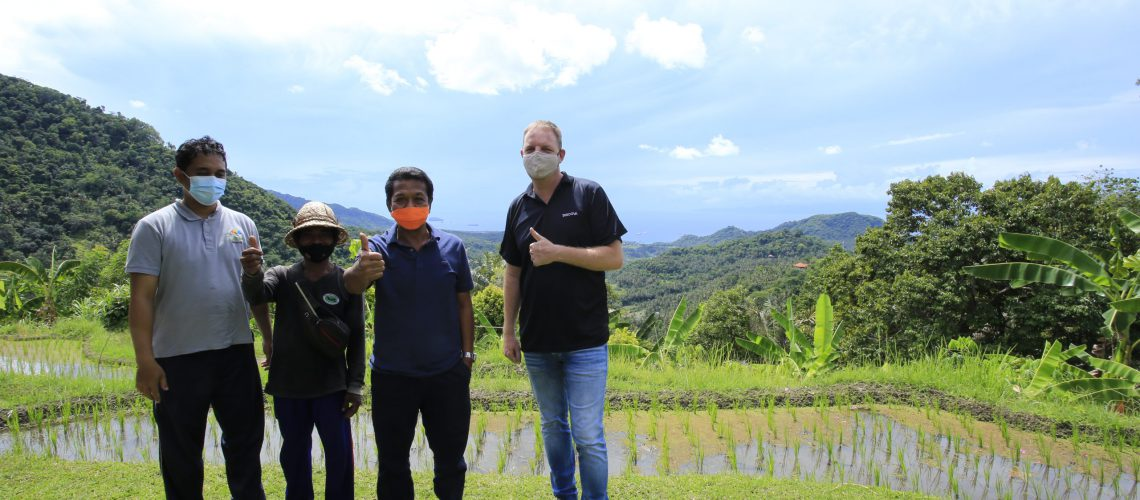 Going local! Discova unveils new project to support farmers in Bali
