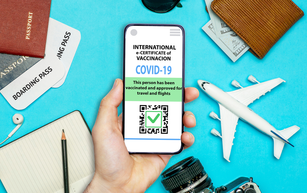 Health passport app to roll out with 20 airlines