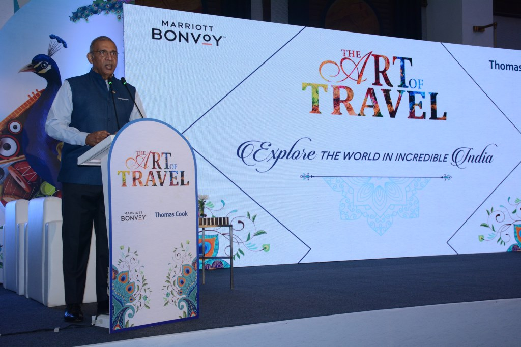 Thomas Cook India unveils first physical MICE event