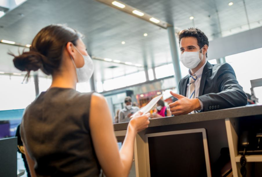 U.S. Airlines Will Collect Contact Tracing Information For All International Arrivals