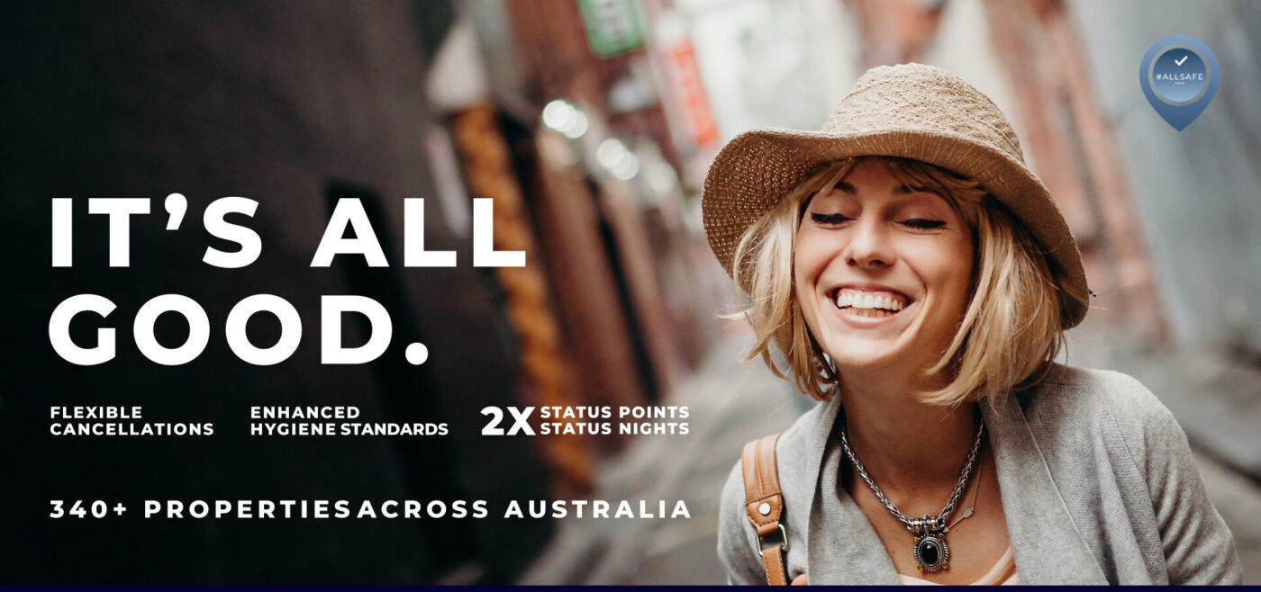 'It's All Good' to travel, says Accor