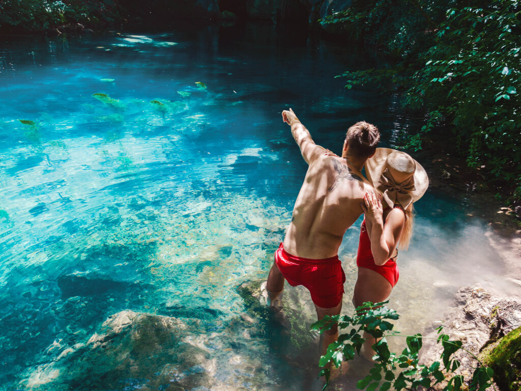 Sharing island romance in a modern world! The Bahamas is going virtual