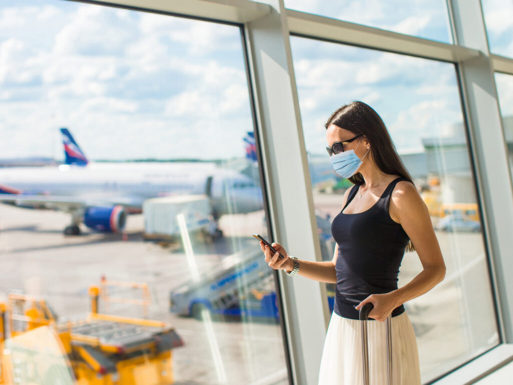 UK travellers support continuing social distance measures on planes even after being vaccinated